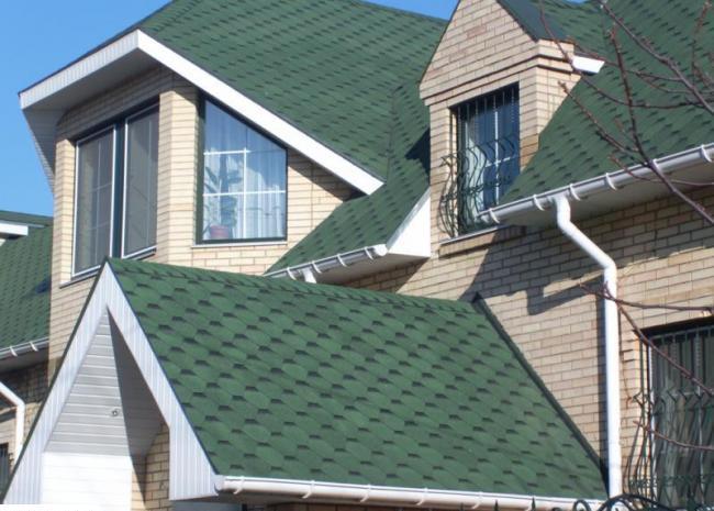 обслуживание крыши